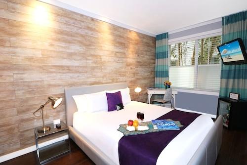 Miami Beach (FL) - Hotel Shelley, a South Beach Group Hotel - z Katowic, 5 maja 2021, 3 noce