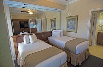 Guestroom at Westgate Palace a Two Bedroom Condo Resort in Orlando