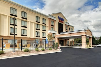 Hotel - Fairfield Inn & Suites by Marriott Anniston Oxford