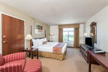 Guestroom at Wingate by Wyndham DFW / North Irving in Irving