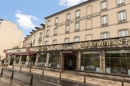 . The Originals Boutique, Grand Hôtel Saint-Pierre, Aurillac (Qualys-Hotel)
