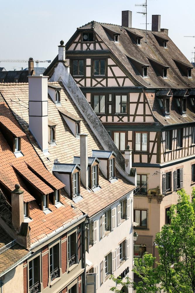 France - Alsace Lorraine Grand Est - Strasbourg - Hôtel de l'Europe by Happyculture 4*