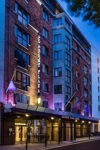 Dublin - Academy Plaza Hotel - ze Szczecina, 30 kwietnia 2021, 3 noce