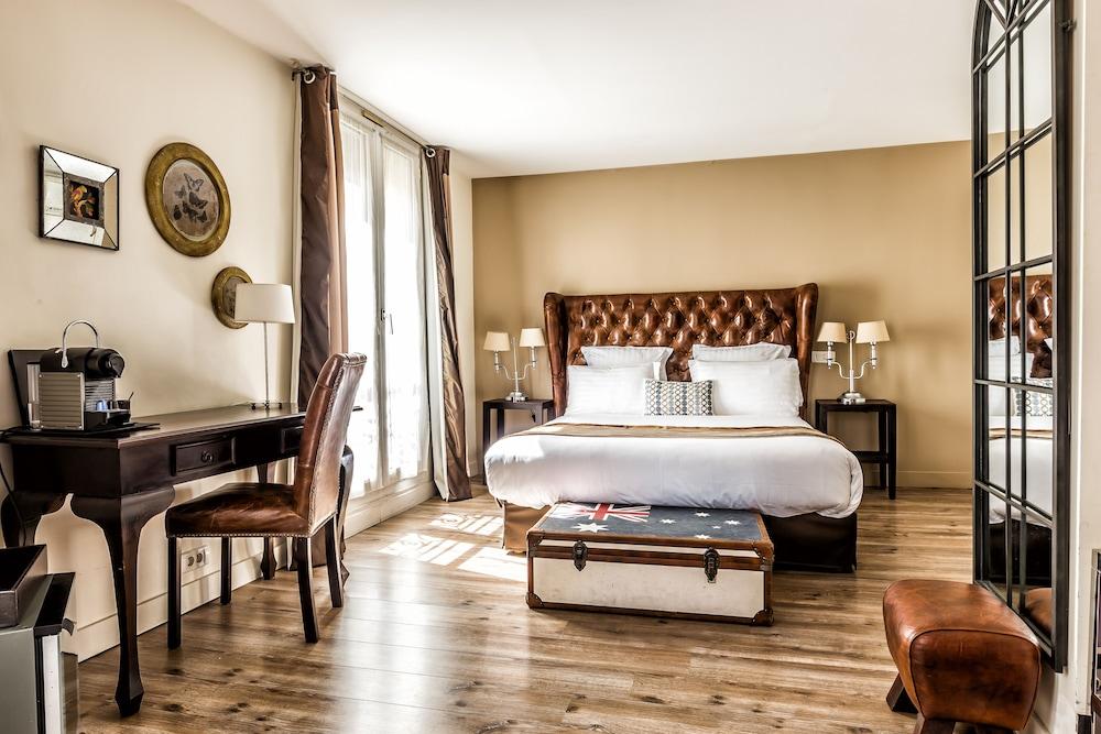아틀리에 몽파르나스(Atelier Montparnasse) Hotel Image 8 - Guestroom