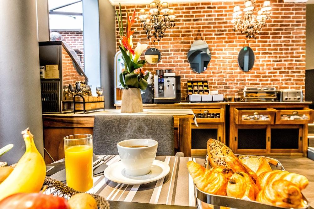 아틀리에 몽파르나스(Atelier Montparnasse) Hotel Image 17 - Breakfast Area