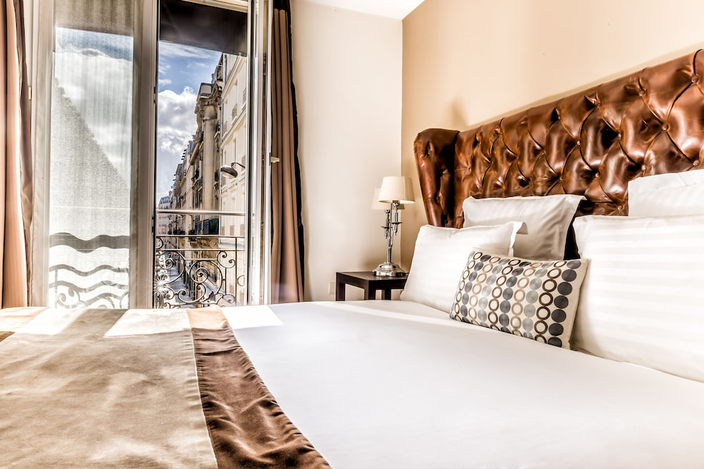 아틀리에 몽파르나스(Atelier Montparnasse) Hotel Image 5 - Guestroom