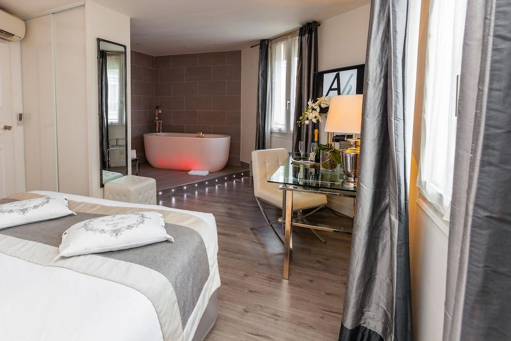 아틀리에 몽파르나스(Atelier Montparnasse) Hotel Image 21 - Guestroom