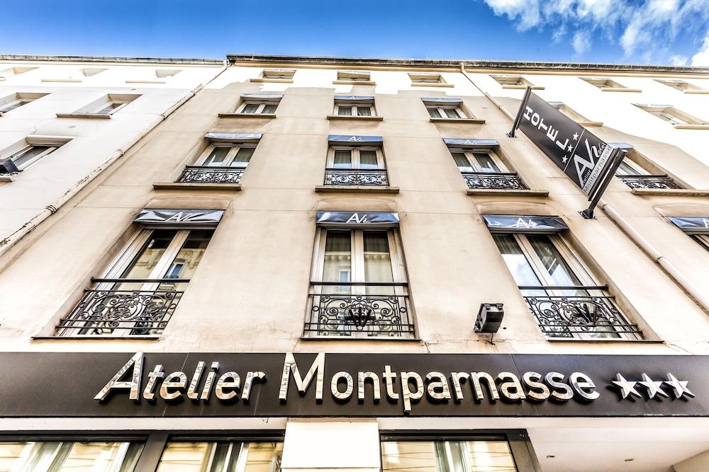 아틀리에 몽파르나스(Atelier Montparnasse) Hotel Image 20 - Hotel Front
