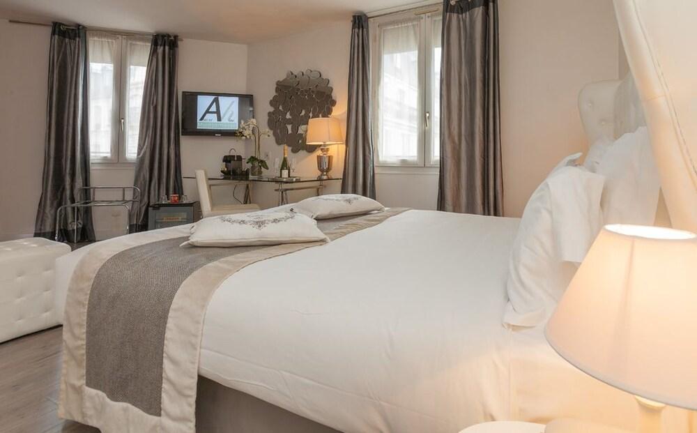 아틀리에 몽파르나스(Atelier Montparnasse) Hotel Image 3 - Guestroom