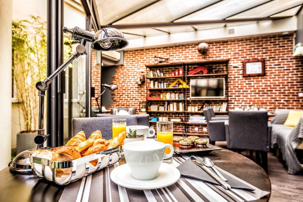 아틀리에 몽파르나스(Atelier Montparnasse) Hotel Image 18 - Breakfast Area