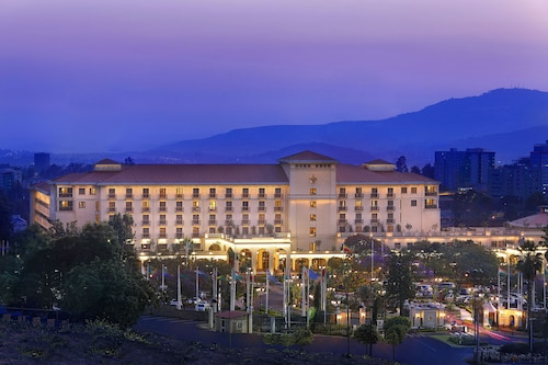. Sheraton Addis, a Luxury Collection Hotel, Addis Ababa