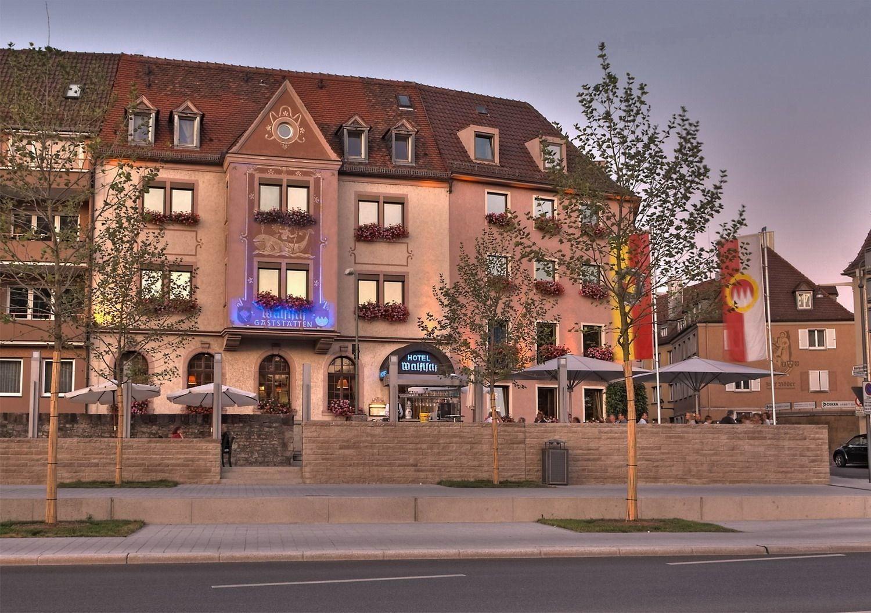Hotel Walfisch, Würzburg
