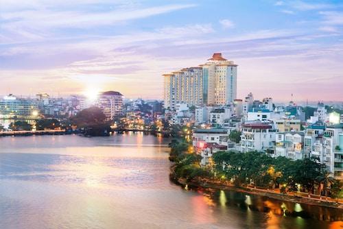 Hanoi - Pan Pacific Hanoi - z Warszawy, 30 kwietnia 2021, 3 noce