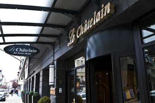 Bruksela - Le Châtelain - z Warszawy, 24 kwietnia 2021, 3 noce