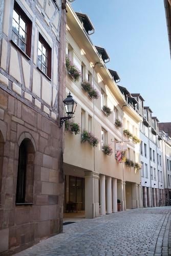 Norymberga - Hotel Agneshof Nürnberg - z Krakowa, 1 kwietnia 2021, 3 noce