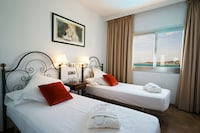 Double Room, Terrace, Sea View