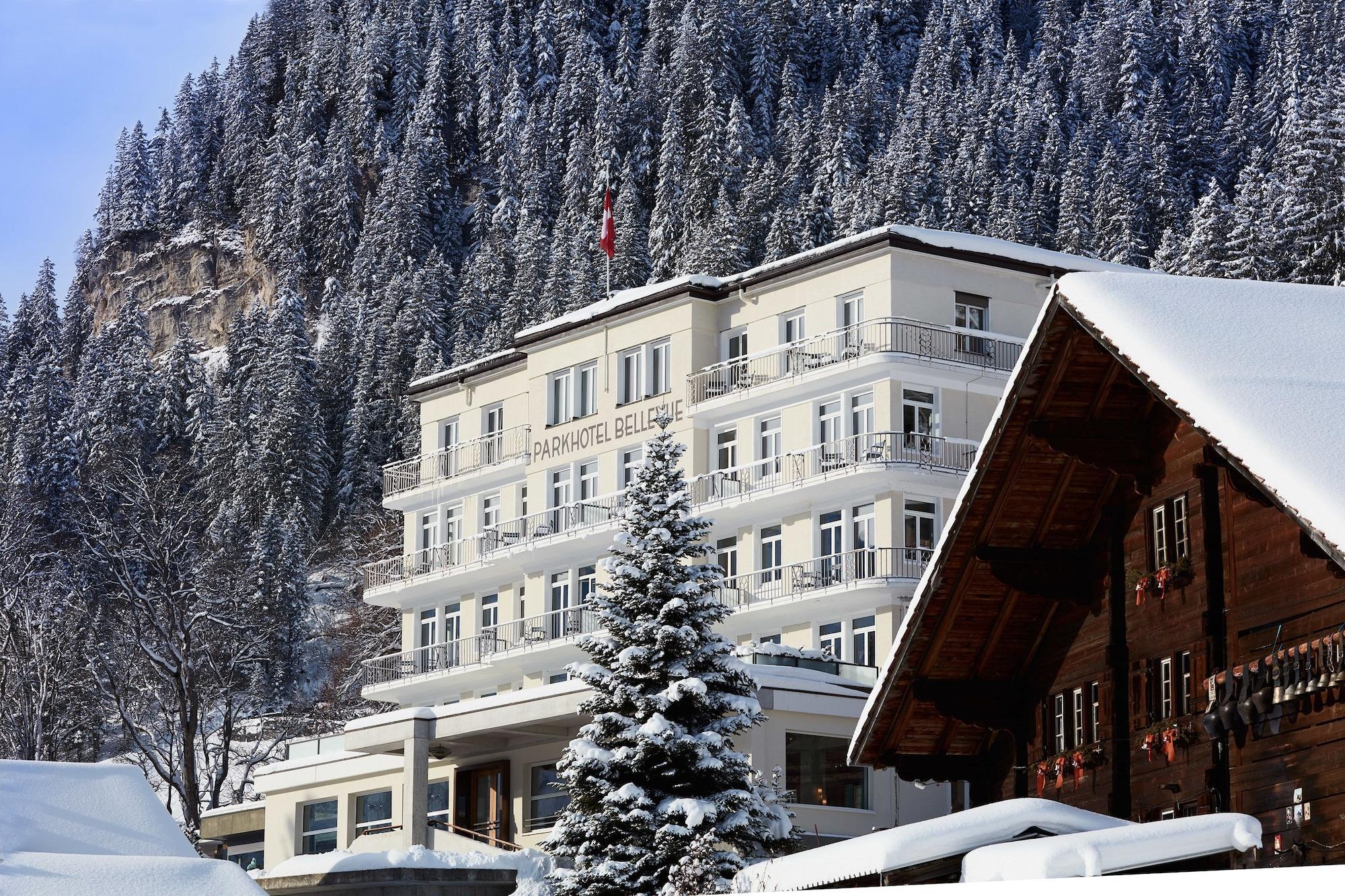 Parkhotel Bellevue & Spa, Frutigen