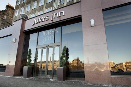 Edynburg - Jurys Inn Edinburgh - z Gdańska, 3 kwietnia 2021, 3 noce