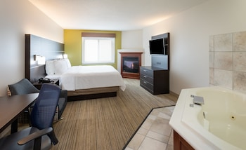 Suite, 1 King Bed, Non Smoking, Fireplace (Whirlpool)