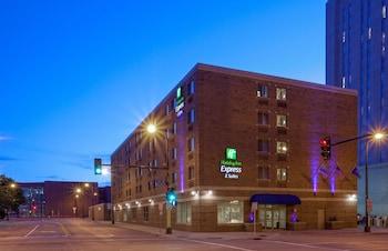 明尼阿波利斯市中心智選假日飯店 Holiday Inn Express Hotel & Suites Downtown Minneapolis