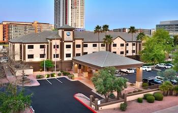 鳳凰城市中心貝斯特韋斯特飯店 Best Western Downtown Phoenix