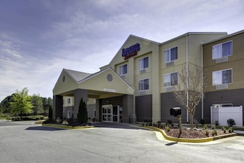 Hotel - Fairfield Inn By Marriott Suwanee