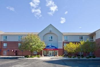 Hotel - Candlewood Suites Detroit-Troy