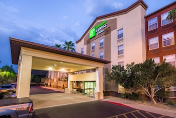 Exterior at Holiday Inn Express Hotel & Suites Phoenix-Airport in Phoenix