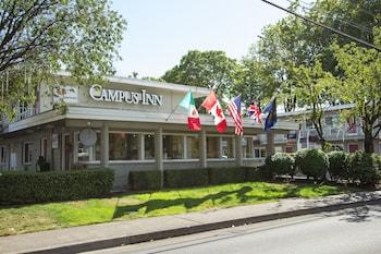 尤金市中心坎帕斯套房飯店 Campus Inn & Suites Eugene Downtown