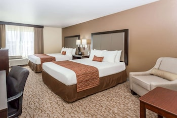 Room, 2 Queen Beds, Accessible, Non Smoking (Mobility Accessible Room)