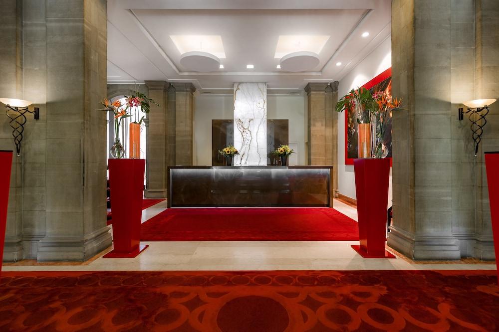 ホテル メトロポール ジュネーブ - プリファード ホテル & リゾーツ