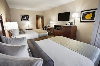 Standard Oda, 2 Büyük (queen) Boy Yatak, Sigara İçilmez, Buzdolabı Ve Mikrodalga (small Room)