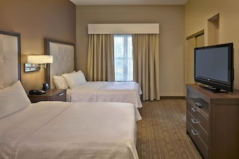 Guestroom at Homewood Suites by Hilton Lake Mary in Lake Mary