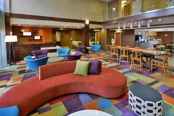 溫斯頓賽勒姆漢斯購物中心萬豪費爾菲爾德套房飯店 Fairfield Inn & Suites by Marriott Winston-Salem Hanes Mall