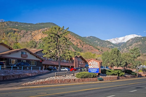 . Villa Motel at Manitou Springs
