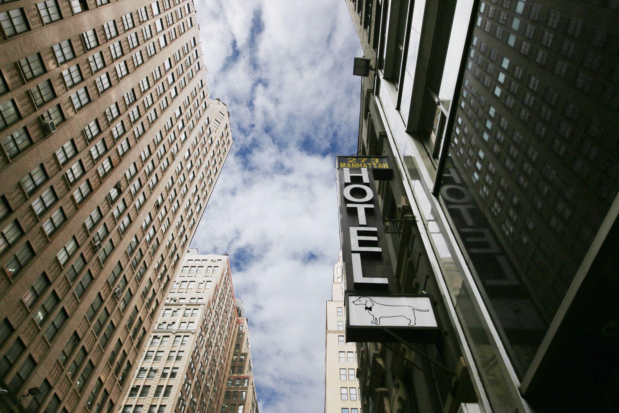 Manhattan Broadway