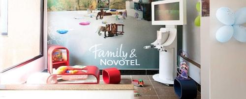 Novotel Campo Grande, Campo Grande