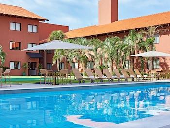 大坎普諾富特飯店 Novotel Campo Grande