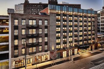 克里夫蘭市中心英迪格飯店 Hotel Indigo Cleveland Downtown, an IHG Hotel