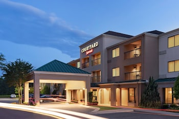 Hotel - Courtyard Marriott Greenville