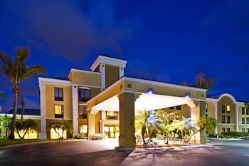 Hotel - Holiday Inn Express - Vero Beach