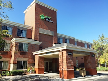 密爾沃基布魯克美國長住飯店 Extended Stay America - Milwaukee - Brookfield