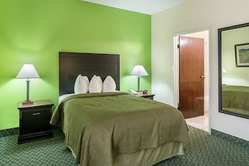 Suite, 1 Double Bed, Non Smoking