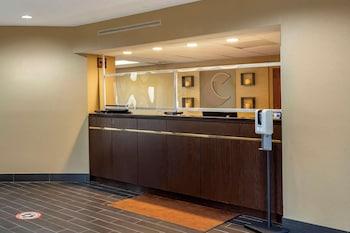埃佩克斯-霍利斯普林斯凱富飯店 Comfort Inn Apex - Holly Springs