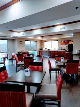 Comfort Suites Johnson City - Breakfast Area  - #0