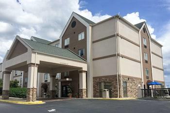 Hotel - Comfort Suites Johnson City