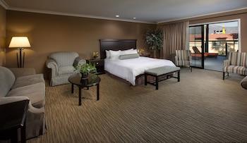 Deluxe Studio Suite, 1 King Bed