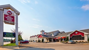 Hotel - Best Western Plus Great Northern Inn