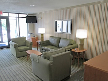 Lobby at Extended Stay America - Fort Worth - Southwest in Fort Worth