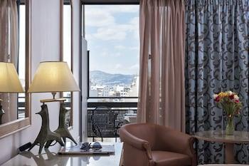 Superior Room, Acropolis View